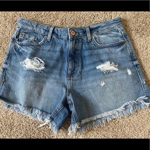 High waisted Forever 21 Shorts Premium Denim